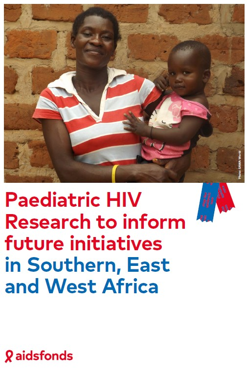 Paediatric HIV Cover Page